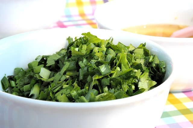 Cooking with Coriander From Your Garden