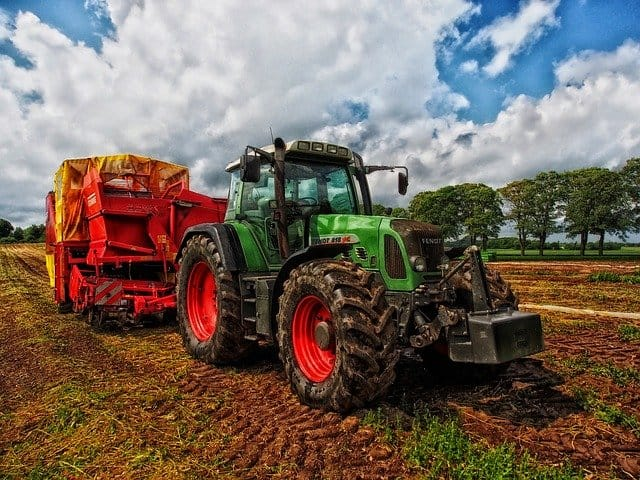 How Industrial Farming Affects The Environment