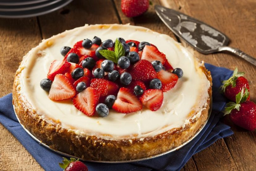 Does Cheesecake Have Eggs