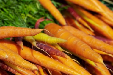 Is A Carrot A Fruit Or Vegetable